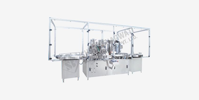 Liquid Filling Machinery