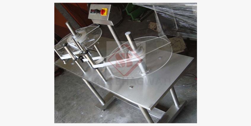 label winding machine