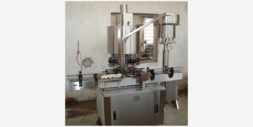 ropp cap sealing machine