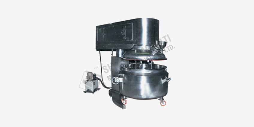 Planetary Mixer, Vacuumed Planetary Mixer, Agitator Assembly for Mixing