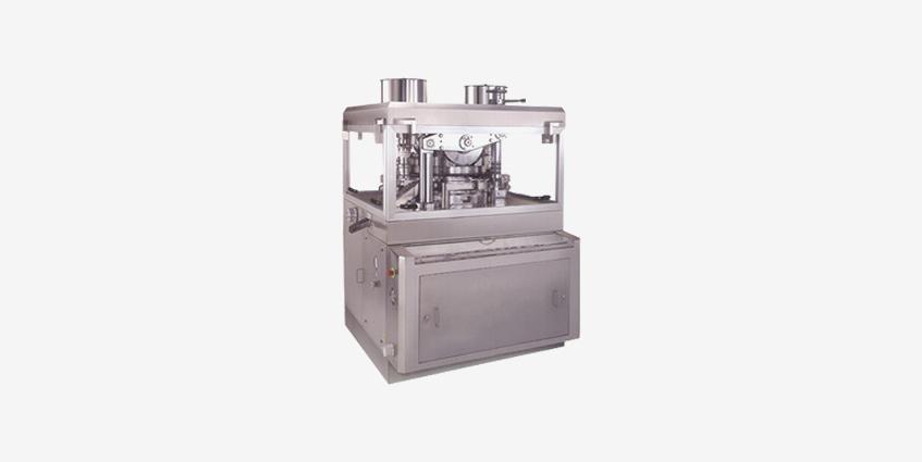 Tablet Press Machine - Bhagwati Tablet Press II